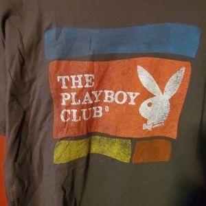 brand new the playboy club shirt